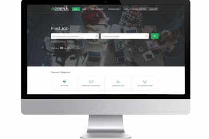 Web Design Yorkshire Recruitment Agency