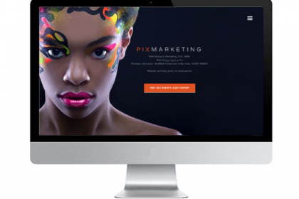 Worksop Marketing Company Web Design