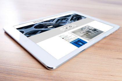 Website Design Local Recruitment Company