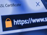 SSL Google Chrome HTTPS Certificate
