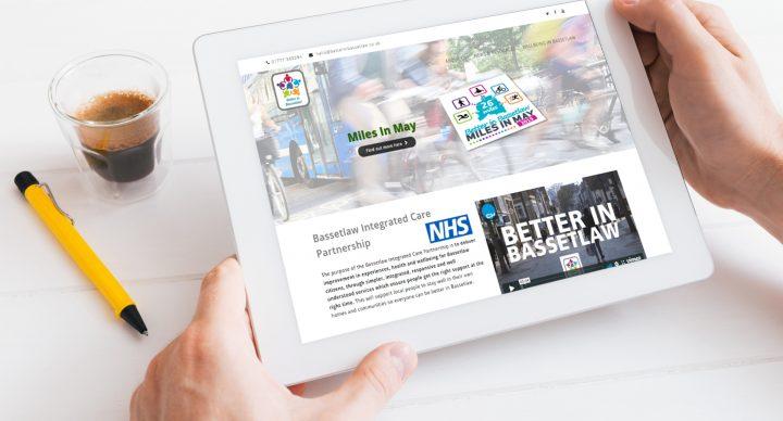 NHS Web Design & Hosting